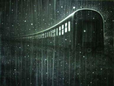 Bájate del tren